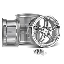 Mustang SVE Series 2 Wheel Kit - 19x9/10  - Chrome (05-14)