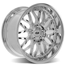 Mustang SVE Series 3 Wheel - 18x10 Chrome (94-04)
