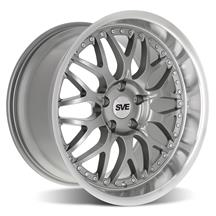 Mustang SVE Series 3 Wheel - 18x10 Gun Metal (94-04)