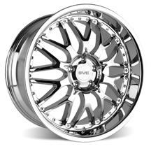 Mustang SVE Series 3 Wheel - 19x10  - Chrome (05-18)