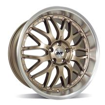 Mustang SVE Series 3 Wheel - 20x10  - Satin Bronze (05-20)