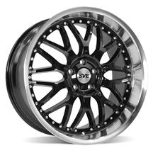 Mustang SVE Series 3 Wheel - 20x10 Gloss Black (05-20)