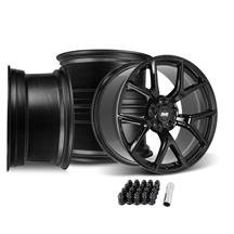 SVE Mustang SP2 Wheel Kit - 19x10/11  - Gloss Black (05-14)