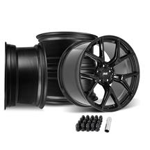 Mustang SVE SP2 Wheel Kit - 19x10/11  - Gloss Black (15-20)