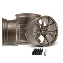 Mustang SVE SP2 Wheel Kit - 19x10/11  - Satin Bronze (05-14)