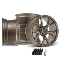 Mustang SVE SP2 Wheel Kit - 19x10  - Satin Bronze (05-14)