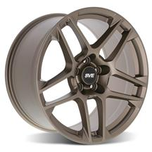 Mustang SVE X500 Wheel - 19x10  - Satin Bronze (05-20)