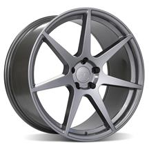 Mustang SVE XS7 Wheel - 20x10  - Sterling Graphite (15-20)
