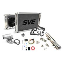 Mustang SVE Radiator Upgrade Kit  (86-93) 5.0