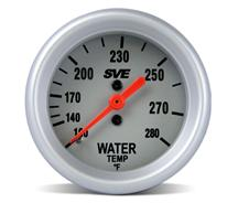 SVE Mechanical Water Temperature Gauge 2 1/16""
