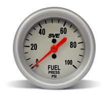 SVE Mechanical EFI Fuel Pressure Gauge 2 1/16""