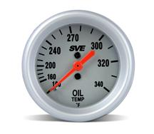 SVE Mechanical Oil Temperature Gauge 2 1/16""