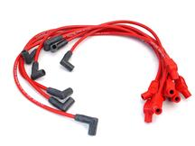 Mustang Spiro-Pro 8mm Spark Plug Wires Red (86-93) 5.0/5.8