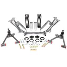 "Mustang Team Z Matrix Tubular K Member Kit - Pushrod Engine - 12"" 150lbs (94-04)"