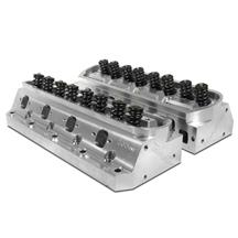 Mustang Trick Flow Twisted Wedge 11R 205 Cylinder Heads  - 66cc Chamber (79-95) 5.0/5.8