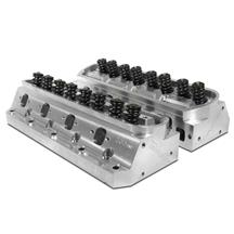 Mustang Trick Flow Twisted Wedge 11R 205 Cylinder Heads  - 56cc Chamber - Ti Retainers (79-95) 5...