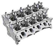 F-150 SVT Lightning Trick Flow Twisted Wedge 185cc Cylinder Heads - 44cc Chambers (99-04) 5.4 2V