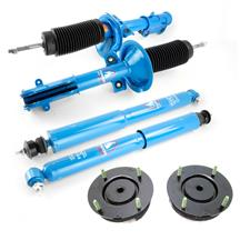 Mustang Tokico HP Series Strut & Shock Kit (05-14)