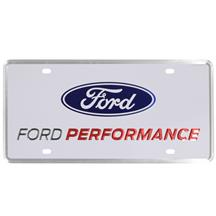 Ford Performance License Plate M-1828-FPONE