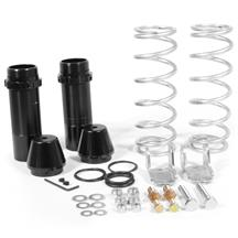 "UPR Mustang Rear Coil Over Kit - Black w/ 10"" Springs - 150 lb Rate (79-04) 2006-114-10-150"