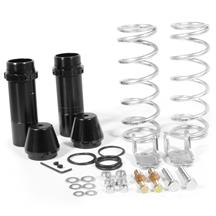 "UPR Mustang Rear Coil Over Kit - Black w/ 10"" Springs - 175 lb Rate (79-04) 2006-114-10-175"