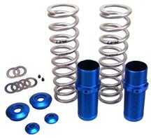 "Mustang UPR Front Coil Over Kit with 14"" Springs, 150Lb Rate (79-04)"
