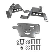 Mustang UPR LS Swap Adapter Plates w/ Solid 4.6 Mounts (79-04)