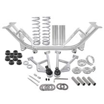 "Mustang UPR K-Member & Coil Over Kit w/ 12"" 200lb Coilovers - Mild Steel (79-93)"