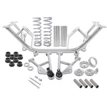 "Mustang UPR Tubular Mild Steel K-Member Kit  - 12"" 200lb Coilovers (96-04)"