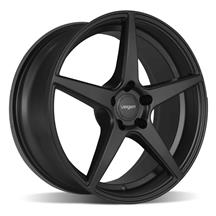 Mustang Velgen Classic5 Wheel - 20x9  - Satin Black (05-18)