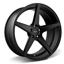 Mustang Velgen Classic5 Wheel - 20x9  - Satin Black (05-17)