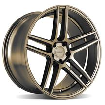 Mustang Velgen Split5 Wheel - 20x9  - Satin Bronze (05-18)
