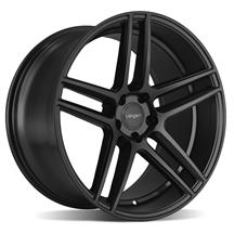 Mustang Velgen Split5 Wheel - 20x9  - Satin Black (05-18)