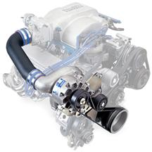 Mustang Vortech 5.0L V-3 SCi Non-Intercooled Entry Level System Satin (86-93) 5.0L