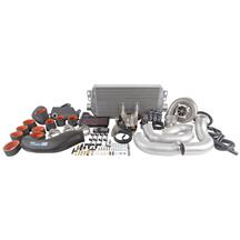 Mustang Vortech V-2 T-Trim Supercharger - Intercooled Tuner Kit  - Satin (11-14)
