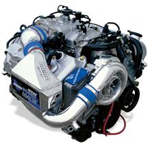 Cobra Vortech V-2 Intercooled Tuner H.O. Supercharger System - Polished (2001)