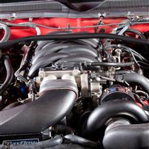 Mustang Vortech V-3 Si High Output Intercooled System (2010) 4.6