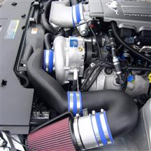 Vortech V-3 Si High Output Intercooled System Polished (2010) 4.6