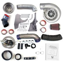 Mustang Vortech V-3 Si Non-Intercooled Complete Supercharger  System- Polished (05-08) 4.0