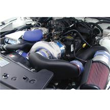 Mustang Vortech 4.0L V6 V-3 Si Intercooled Supercharger Kit Satin (07-08)