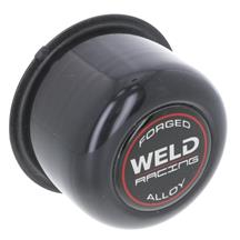 Mustang Weld RT-S Replacement Center Cap  - Black (94-20)