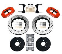 "Mustang Wilwood Superlite 6R Front Brake Kit - 6 Piston - 14"" (94-04)"
