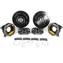 Mustang Wilwood Dynapro Low-Profile Rear Parking Brake Kit (87-93)