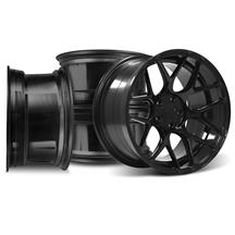 Mustang Rovos  Pretoria Wheel Kit 18X9/10.5 Gloss Black (94-04)