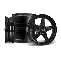 Mustang SVE Drag Wheel Kit - 15x3.75/10  - Gloss Black (94-04)