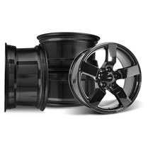 F-150 SVT Lightning SVE 01-02 Style Wheel Kit - 20x9 Gloss Black (99-04)