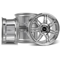 Mustang SVE Anniversary Wheel Kit - 17x9/10   - Chrome (79-93)
