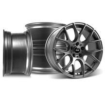 Mustang SVE Drift Wheel Kit - 19x9.5 Dark Stainless (05-17)