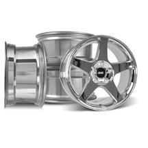 SVE Mustang 03 Cobra Wheel Kit - 17x9 Chrome (94-04)
