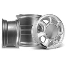 Mustang 5 Lug 93 Cobra Wheel Kit - 17x8.5 Chrome (79-93)